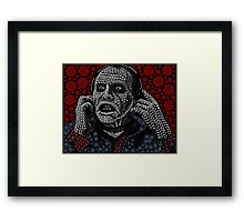 Bub - Zombie - Day of the Dead Framed Print