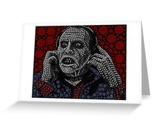Bub - Zombie - Day of the Dead Greeting Card