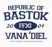 Final Fantasy XI: Bastok