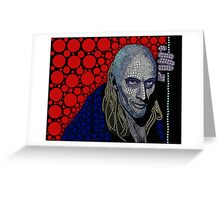 Rif Raf - Rocky Horror Picture Show Greeting Card