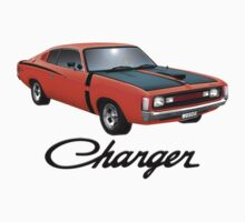 Aussie Charger by KlassicKarTeez