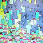 Dream City by Caroline  Lembke