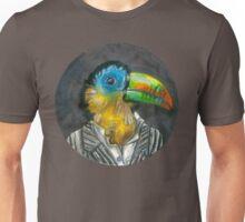 yuppie toucan Unisex T-Shirt