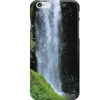 Waterfall and Pool in Peguche iPhone Case/Skin