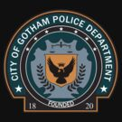 Gotham Police Department Badge by TGIGreeny