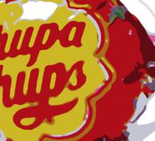 Chupa Chups Pop Art Sticker