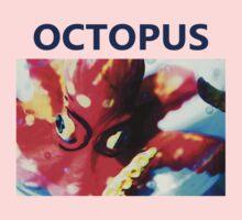Octopus One Piece - Short Sleeve