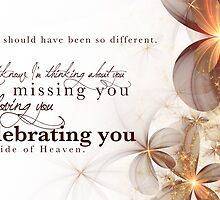 Celebrating You Today by Franchesca Cox