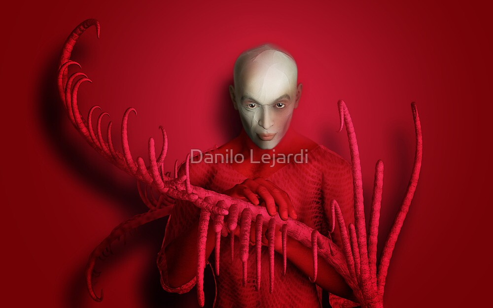 The Red Touch by Danilo Lejardi