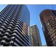 San Francisco Financial District Photographic Print