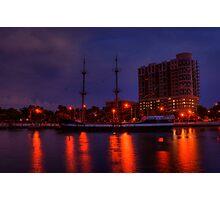 Gasparilla Boat Photographic Print