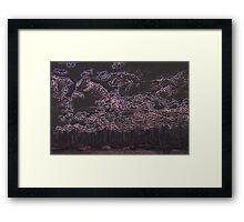 .:Manhattan:. Framed Print