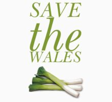 Save The Wales Kids Clothes