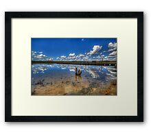 CumuloDock Framed Print