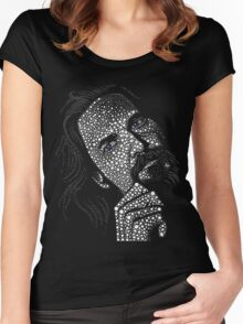 The Dude - Big Lebowski Women's Fitted Scoop T-Shirt