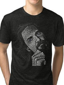 The Dude - Big Lebowski Tri-blend T-Shirt