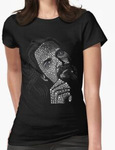 The Dude - Big Lebowski Womens Fitted T-Shirt