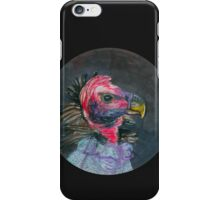 madam turkey vulture iPhone Case/Skin