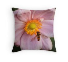 Amber Nectar!! Throw Pillow