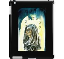 Reptilian Nun iPad Case/Skin