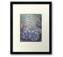 leve Framed Print