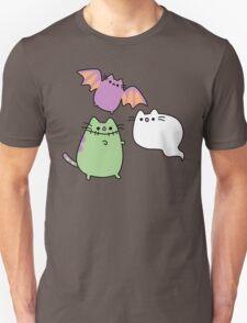 Kawaii Cat Monsters Unisex T-Shirt