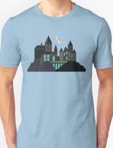 Hogwarts Illustration T-Shirt