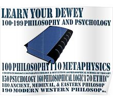 Learn your Dewey 100 Poster