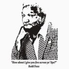 Redd Foxx by Laughing Bones