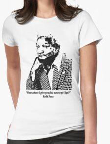 Redd Foxx Womens Fitted T-Shirt