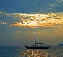 Sunrise sail by cherylc1