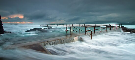Over the Edge by Mark  Lucey