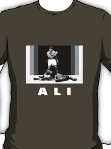 Muhammad Ali vs Sonny Liston Pop Art T-Shirt