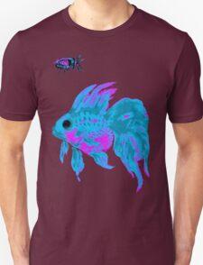 cool electric goldfish & bug T-Shirt