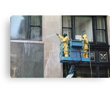 9/11 Workers Cleanup Canvas Print