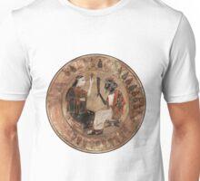 Coloured  Archaic Dionysos and Ariadne  Unisex T-Shirt