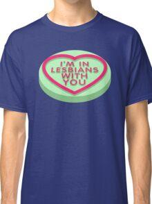 Candy Heart Pilgrim Classic T-Shirt