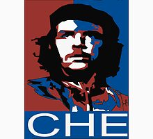 CHE GUEVARA ABSTRACT Unisex T-Shirt