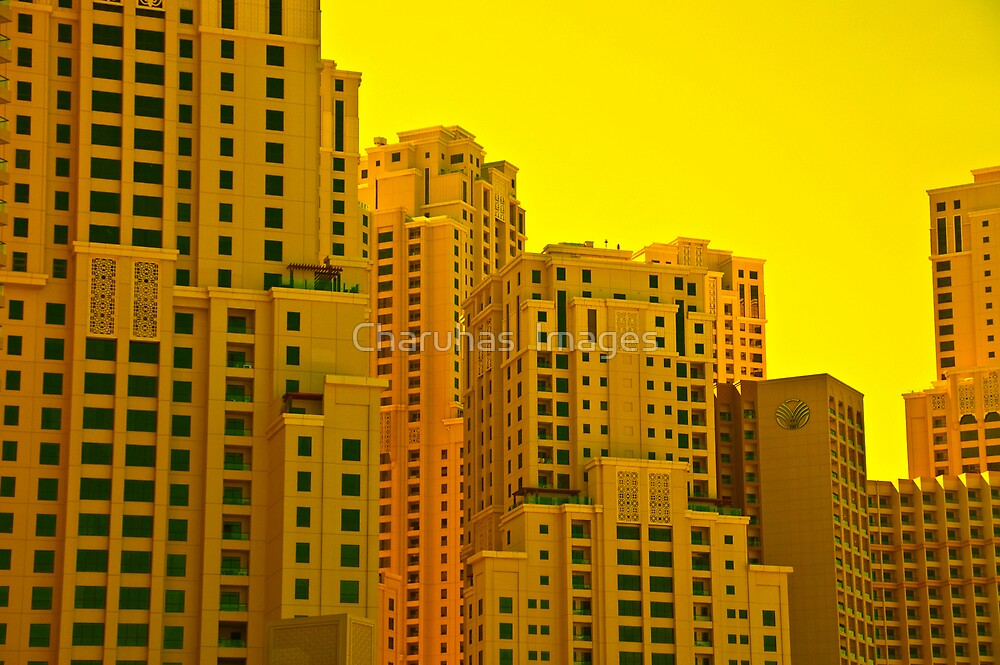Apartments In Dubai by Charuhas  Images