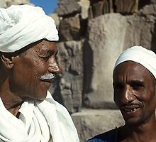 Karnak Guides from Nubia and Egypt by Carole-Anne