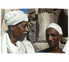 Karnak Guides from Nubia and Egypt Poster