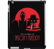 The Murders of Jason and Freddy iPad Case/Skin