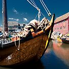 Spakenburg harbor by THHoang