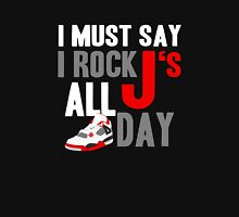 Rock JS All Day J4 FR Unisex T-Shirt