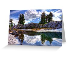 Artist Point Stroll Greeting Card