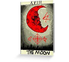 Tarot: The Moon Greeting Card