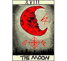 Tarot: The Moon Photographic Print
