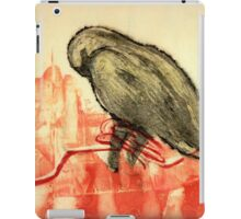 Red Entwine iPad Case/Skin