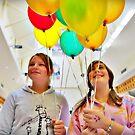 Bunch of Balloons by Rinaldo Di Battista