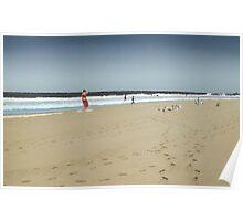 Seaside - day 16 Poster